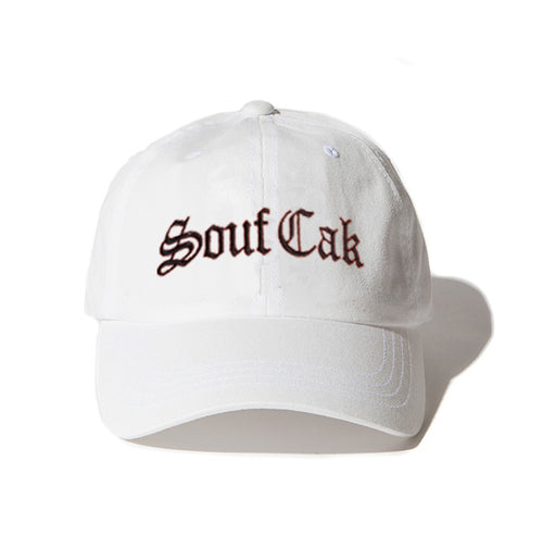 Souf Cak Dad Hat- White