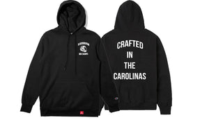 The Crafted In the Carolinas Hoodie X Champion - Black