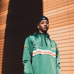 The Crafted In the Carolinas Rain Jacket - Green