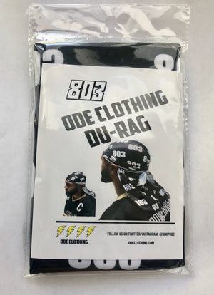 803 Ode Clothing Durag