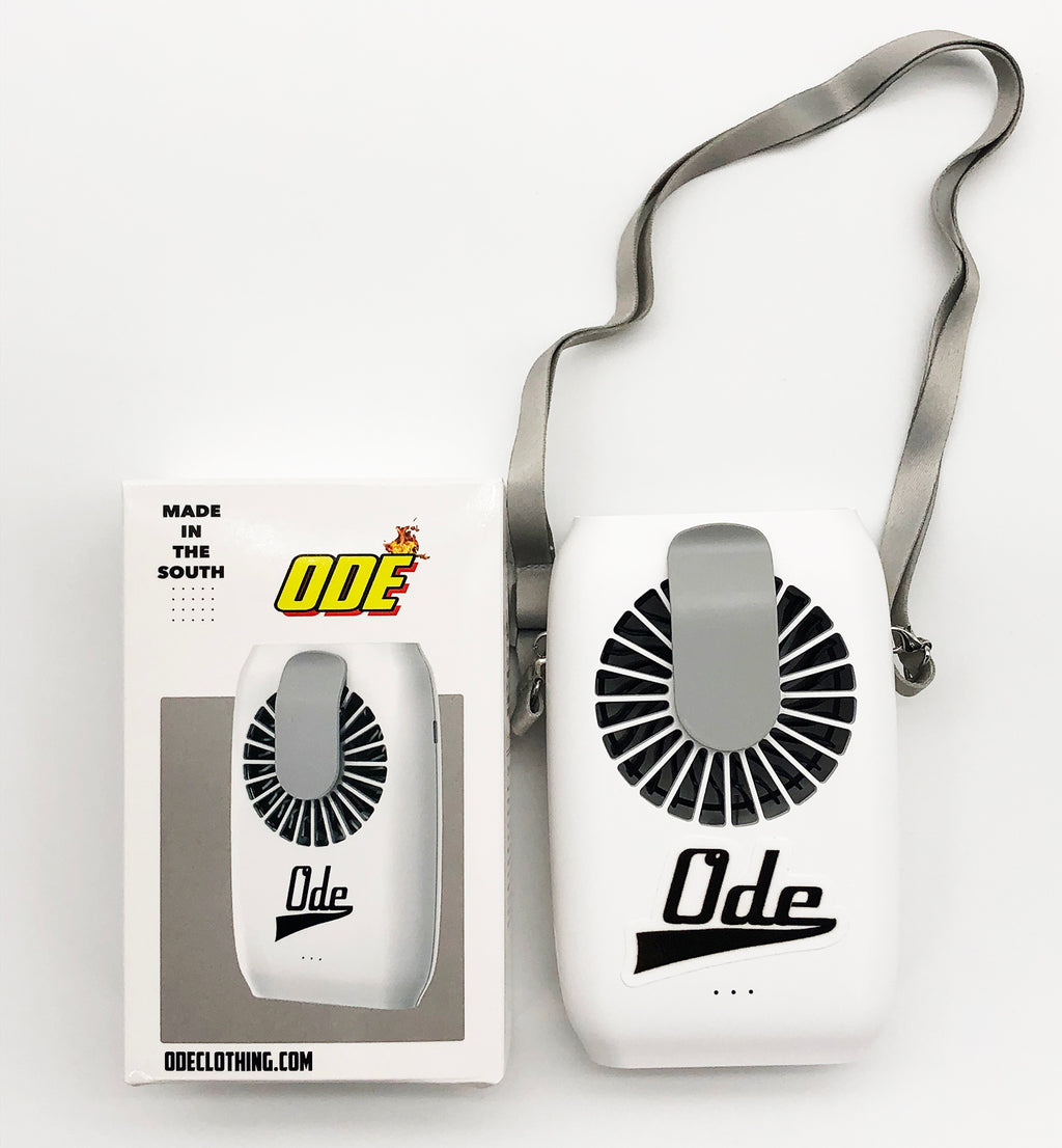 The Ode Portable Fan
