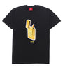 The Gold Lighter T-Shirt Black