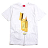 The Gold Lighter T-Shirt White