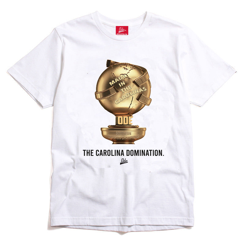 The Carolina Domination T-shirt White