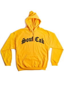 The Souf Cak Hoodie- Yellow