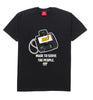 Made To Serve ( Credit Card Reader) T-Shirt Black