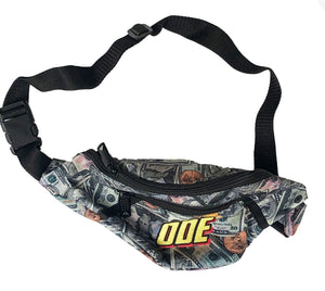 The Ode Money Bag Sling