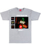Neon Signs T-Shirt Grey