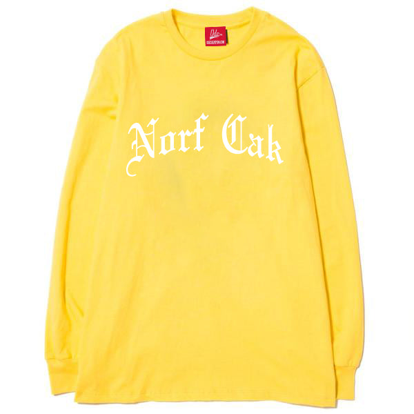 Norf Cak Long Sleeve- Yellow