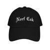 Norf Cak Dad Hat- Black