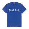 Norf Cak T-shirt- Dark Blue