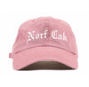 Norf Cak Dad Hat- Pink