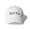 Norf Cak Dad Hat- White