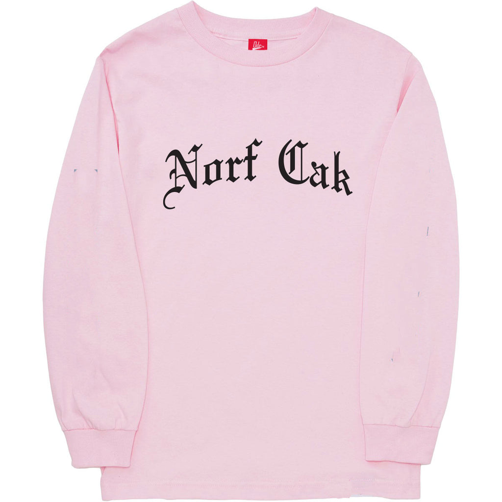 Norf Cak Long Sleeve- Pink