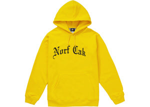 The Norf Cak Hoodie- Yellow