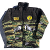 The Ode Hunting Tiger Stripe Puffer Jacket