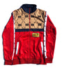 The Ode 10 Year Anniversary Red Track Jacket