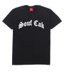 The Souf Cak T-Shirt- Black