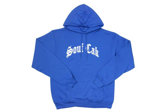 The Souf Cak Hoodie- Blue