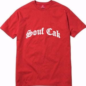 The Souf Cak T-shirt Red