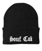 Souf Cak Skully/Beanie - Black