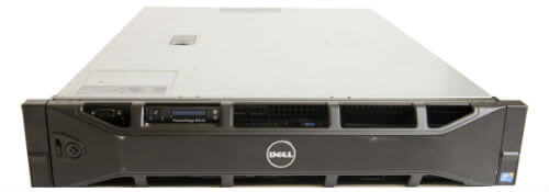 Dell PowerEdge R510 - 8 Bay Basic