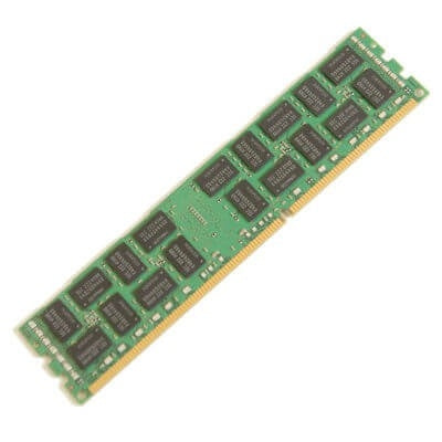 HP 64GB (8x8GB) DDR4 PC4-2400T PC4-19200 ECC Registered Server Memory Upgrade Kit