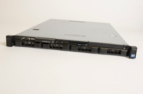 Dell PowerEdge R410 - Cabled Max