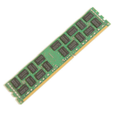 HP 64GB (4 x 16GB) DDR3-1333 MHz PC3-10600L LRDIMM Server Memory