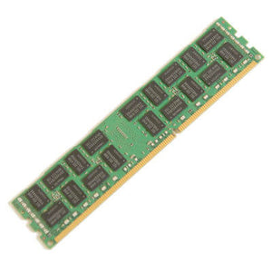 HP 12GB (3 x 4GB) DDR3-1333 MHz PC3-10600R ECC Registered Server Memory Upgrade Kit