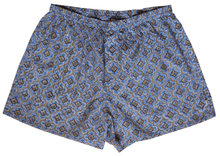 Load image into Gallery viewer, Unisex Cotton Boxers - Trellis - Anokhi