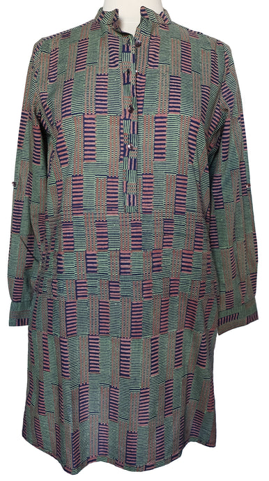Tunic Shirt - Chennai Check