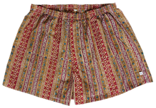 Load image into Gallery viewer, Unisex Cotton Boxers - Maya Stripe - Anokhi