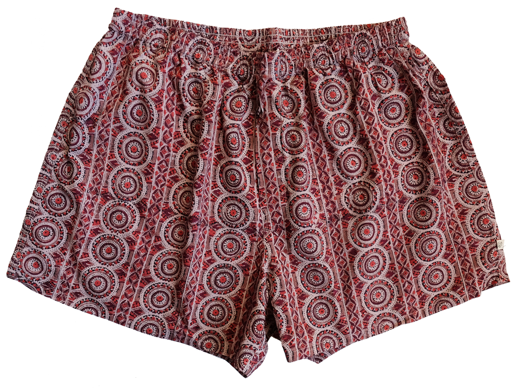 Unisex Cotton Boxers - Circles
