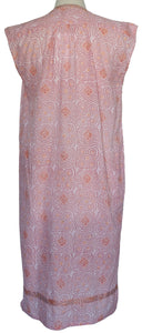 Slip dress - Bandhini Pink - Anokhi