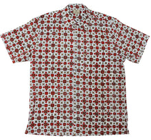 Load image into Gallery viewer, Mens Summer Shirt - Rust - 100% cotton - Anokhi