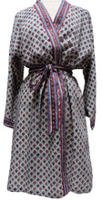 Load image into Gallery viewer, Short Robe - Starflower Booti  - free size - Anokhi