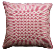 "Load image into Gallery viewer, Samakand Spice cushion cover - 24"" x 24"" - Anokhi"