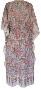 Long Kaftan - Tree of Life - free size - Anokhi