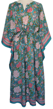 Load image into Gallery viewer, Long Kaftan - Japara - free size - Anokhi