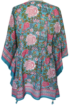 Load image into Gallery viewer, Midi Kaftan - Japara - free size - Anokhi