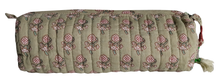 "Load image into Gallery viewer, Hand Block Printed Pencil Case - Optional Prints - 8""L x 2.5H - Anokhi"