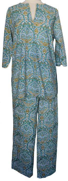Cotton Pajamas, Paris Paisley - Anokhi