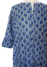 Load image into Gallery viewer, Short Long Tunic - Pentalisa Jade - Anokhi