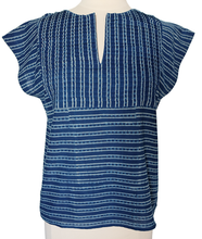 Load image into Gallery viewer, Sufi Top - Akola Stripe - 100% Cotton - Anokhi