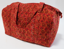 Load image into Gallery viewer, Quilted Travel Bag - Klimt - 100% Cotton - Anokhi