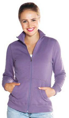 Redwood Classics Women's Full-Zip Mock Neck Jacket - North Latitude