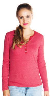 Redwood Classics Long-Sleeve Henley T-Shirt
