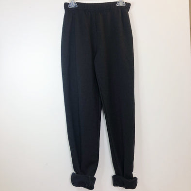 Firehouse Soft Joggers - Black