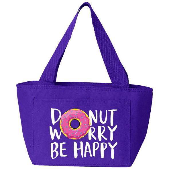 Donut Worry Lunch Bag